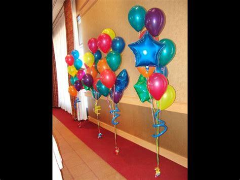 Decoración de globos con helio   Alabío! todo para fiestas ...