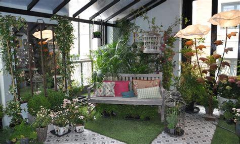Decoración de jardín interior. Tendencias en Casa Decor 2014