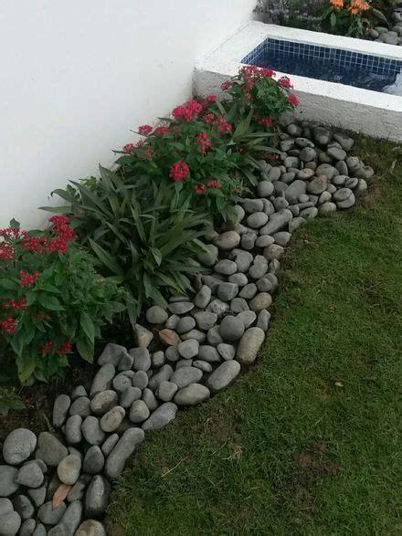 Decoracion de jardines con piedras en formas   باغبانی ...