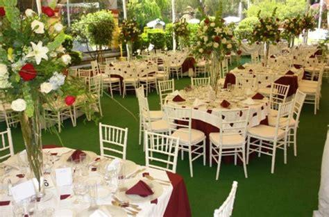 Decoración de Jardines para Matrimonios