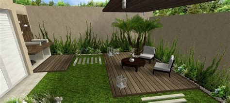 Decoración de Jardines Pequeños | JARDIN | Pinterest ...