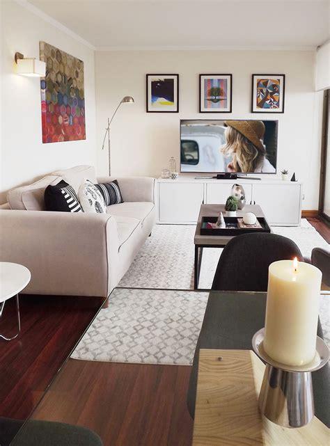 Decoración de living comedor minimalista | El Blog del ...