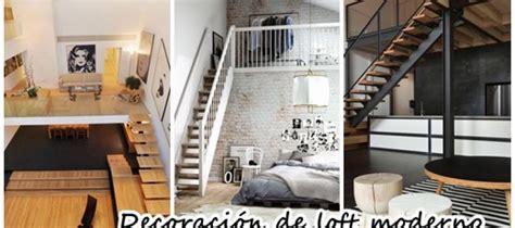 Decoración de loft moderno   Curso de Organizacion del ...