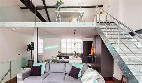 Decoración de lofts: claves para decorar espacios diáfanos ...