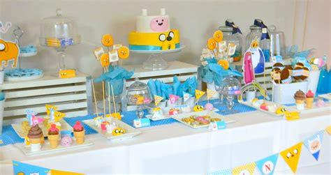 Decoración de mesa cumpleaños para niños   La Cajita Azul ...