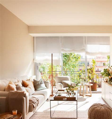 Decoración de salas pequeñas. Ideas para decorar salones ...