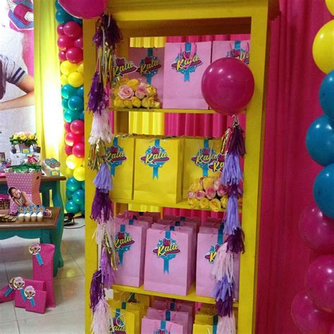 Decoracion de Soy Luna | Party - Soy Luna Party ...