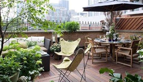 Decoración de terrazas estilo jardín | Handspire