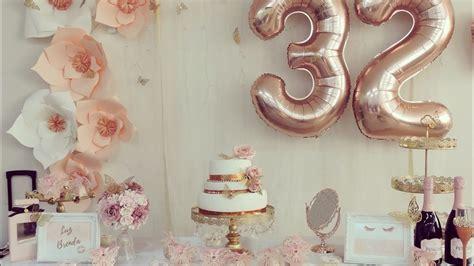 DECORACION ELEGANTE !!Mis 32 años ideas para decorar la ...
