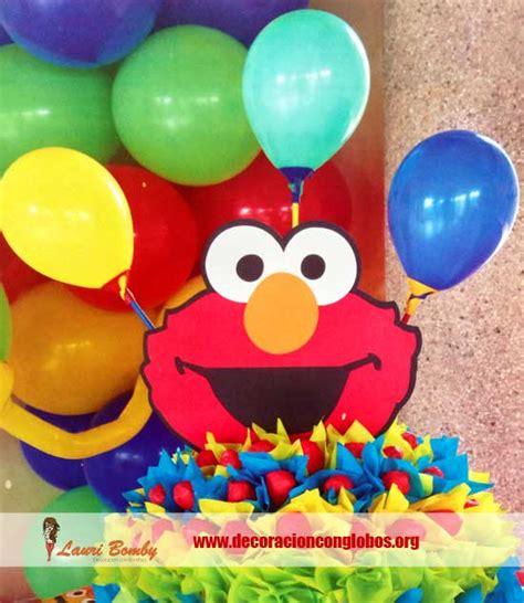 Decoración fiesta infantil con globos personalizados