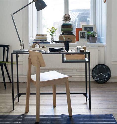 Decoracion mueble sofa: Mesas de cristal para ordenador