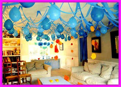 Decoracion Para Cumpleaños Adultos Con Globos | Imagenes ...