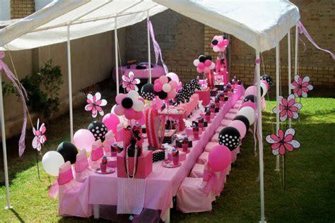 Decoración para cumpleaños infantil - Niño y Niña