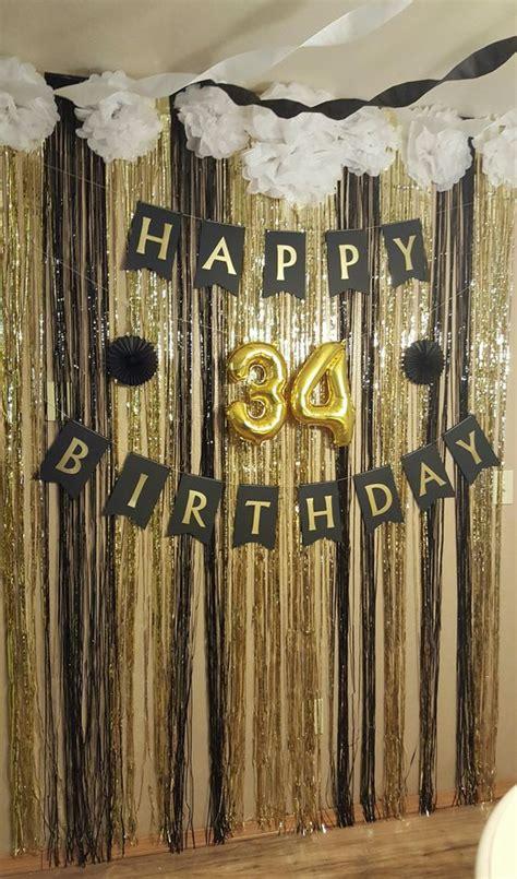 Decoración para cumpleaños numero 30 - hombre - Decoracion ...