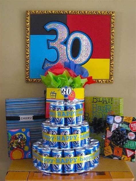 Decoración para el cumpleaños de un hombre - Paperblog