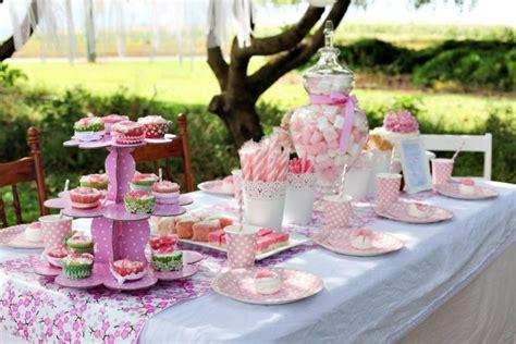 Decoración para fiestas de cumpleaños al aire libre ...