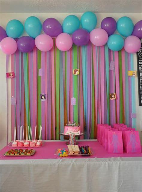 Decoración para fiestas de cumpleaños infantiles - Blog de ...