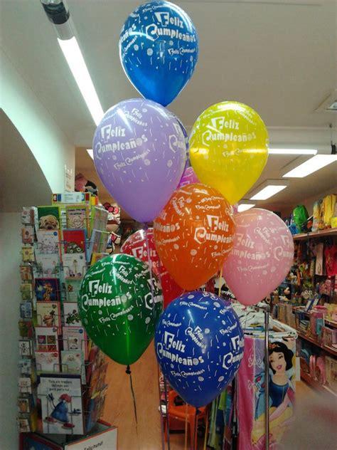 Decoración profesional en globos para aniversaios ...
