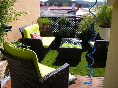 Decoración terrazas pequeñas - Todo para Reformas