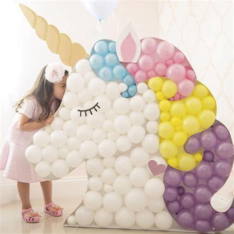 Decoración unicornio para tus fiestas infantiles - Mujer ...
