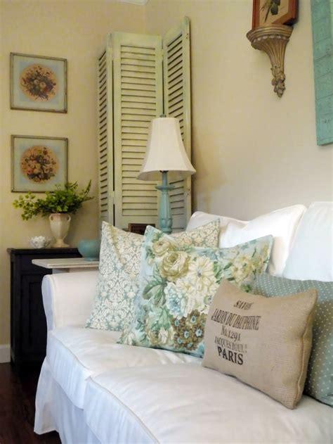Decoracion vintage chic - preciosas ideas para salas de ...