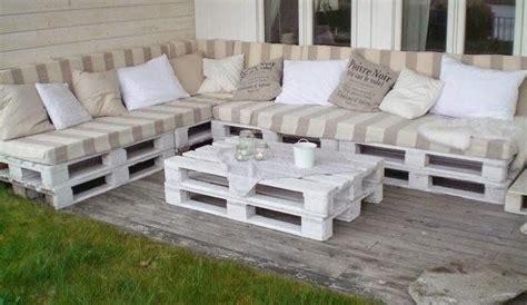 Decoracion y Muebles para terraza con palets | outdoors ...