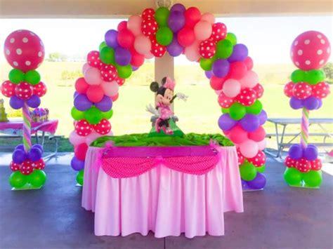 Decoraciones con globos para cumpleaños - Frases de cumpleaños