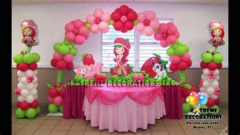 Decoraciones de la fiesta de cumpleaños para niños ...