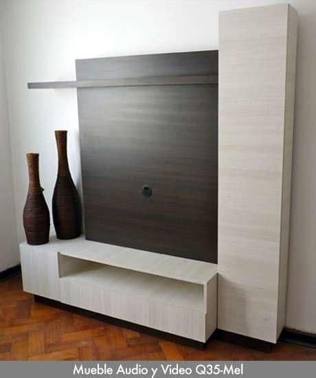 Decorar cuartos con manualidades: Muebles para televisores ...