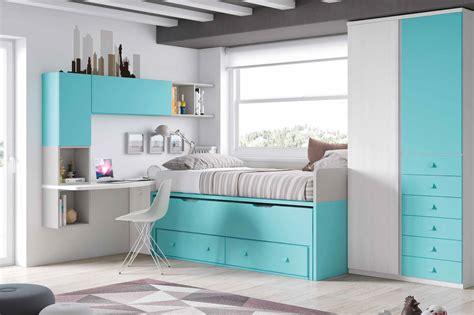 decorar dormitorio juvenil pequeño