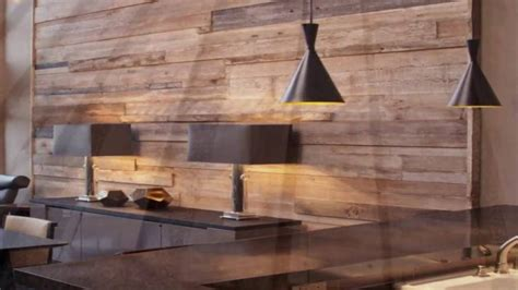Decorar la pared con palets reciclados - YouTube