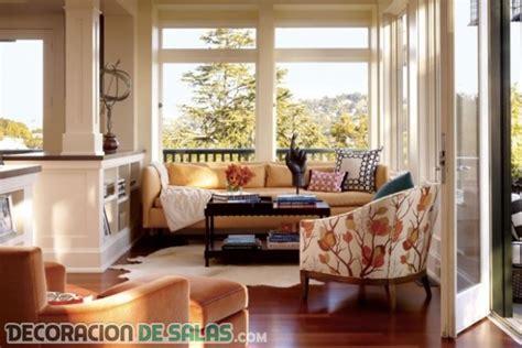 Decorar salas pequeñas y con encanto