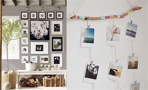 Decorar tu casa con fotos: ideas sencillas y divertidas