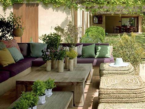 Decorar tu casa con mobiliario natural y hecho a mano