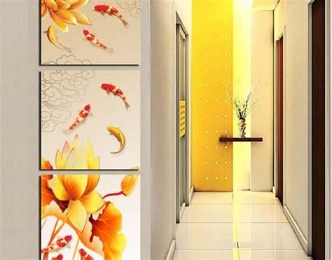 Decorar un pasillo con los principios del feng shui ...