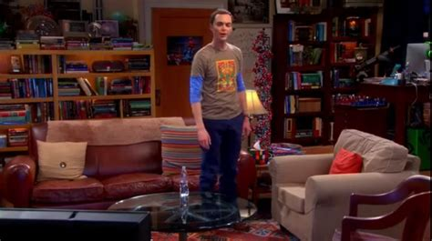 Decorate Your Home In TBBT Style: Sheldon And Leonard s ...