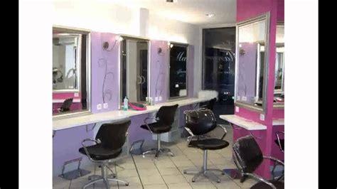Decoration Salon De Coiffure - YouTube