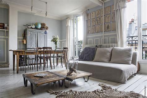 Décoration salon paris - Exemples d'aménagements