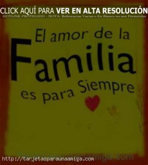 Dedicadas Frases De Amor De Familia Unida