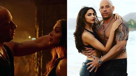 Deepika's Return Of Xander Cage Teaser Is Out And We ...