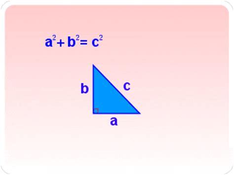 Definicin: teorema de Pitgoras
