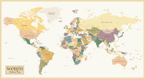 Definición de Mapa Mundi » Concepto en Definición ABC