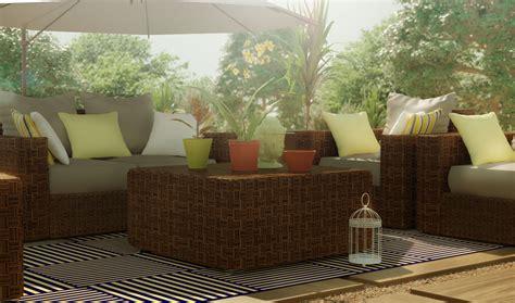 Deixe as áreas externas mais aconchegantes e elegantes ...