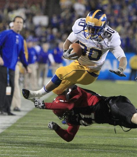 Delaware running back Andrew Pierce makes ESPN Top 10 list ...