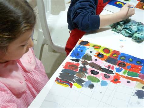 Delfina y yo: Proyecto Kandinsky para niños