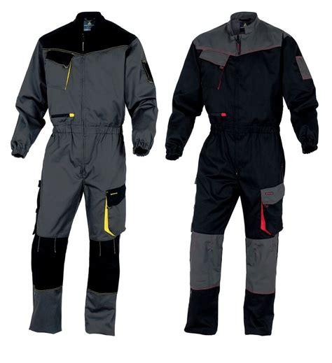 Delta Plus Mens Work Overalls Boiler Suit Coverall ...
