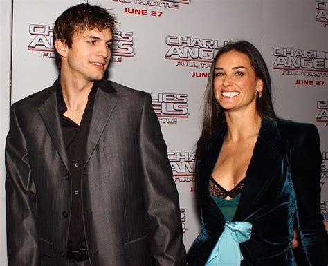 Demi Moore and Ashton Kutcher | Fashion and Style