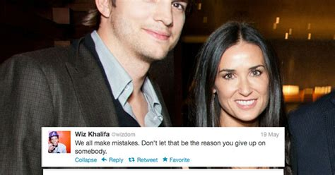 Demi Moore and Ashton Kutcher may be getting back together ...