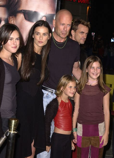 Demi Moore and Bruce Willis Gave Their Troubled Daughter ...