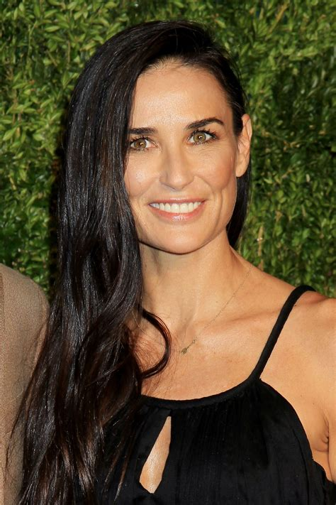 DEMI MOORE at 12th Annual CFDA/Vogue Fashion Fund Awards ...